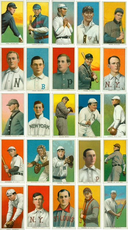 Baseball and Trading Cards - November 2008 Catalogue