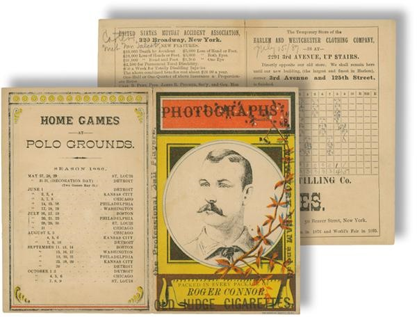 19th Century Baseball - November 2008 Catalogue