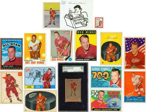 Hockey Memorabilia - November 2008 Catalogue