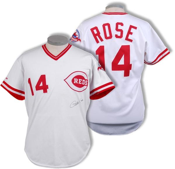 Pete Rose & Cincinnati Reds - November 2008 Catalogue