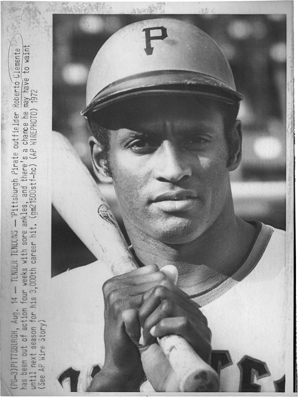 Roberto Clemente - November 2008 Catalogue
