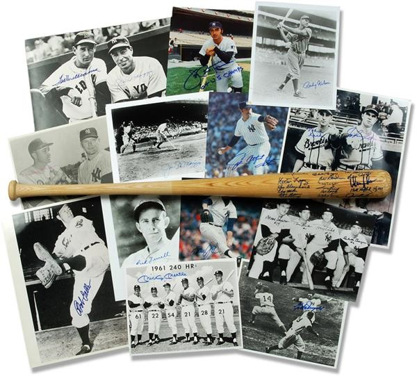 Baseball Autographs - November 2008 Catalogue