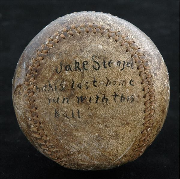 19th Century Baseball - June 2009 Catalogue