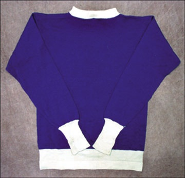 1920's Patrick Family Wool Hockey Sweater