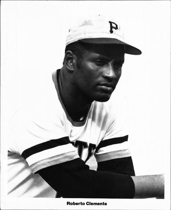 Roberto Clemente - June 2009 Catalogue