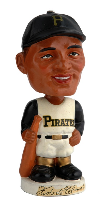 Clemente and Pittsburgh Pirates - June 2009 Catalogue