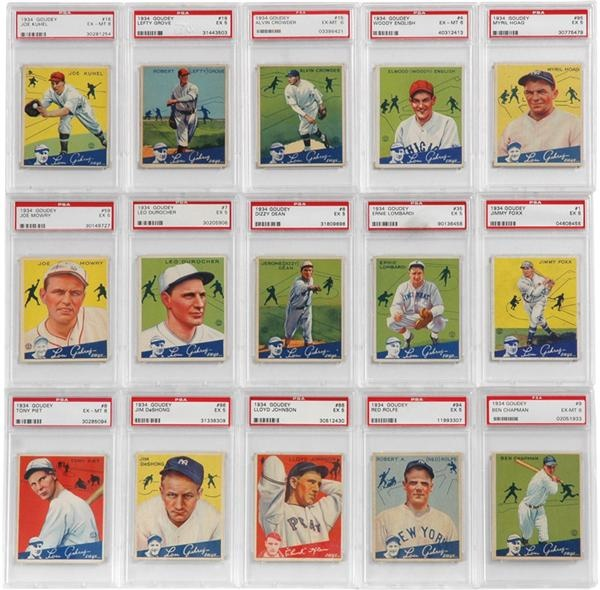 Baseball and Trading Cards - June 2009 Catalogue
