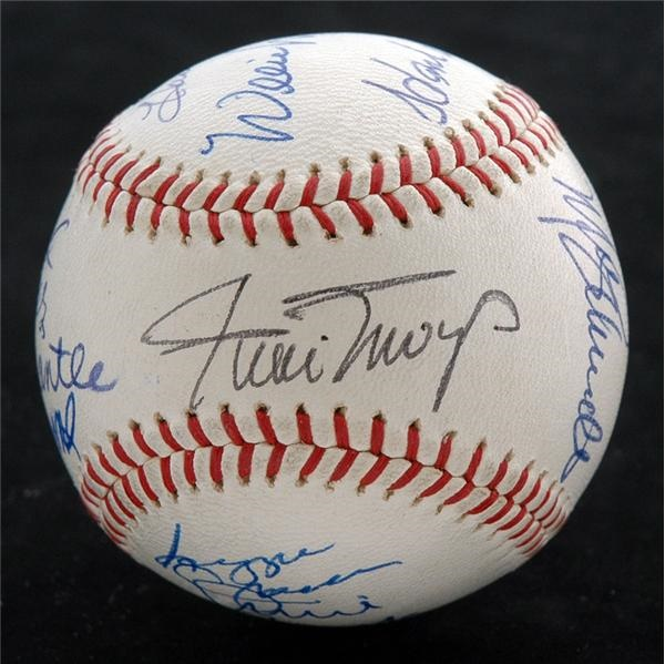 Baseball Autographs - June 2009 Catalogue