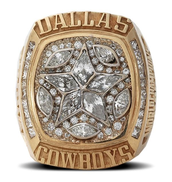 Larry Brown Super Bowl XXX Ring