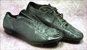 1910's Harry Hooper Game Worn Spikes