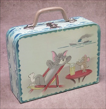 1957 Tom and Jerry Lunch Box