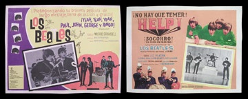 The Beatles Lobby Cards (11)