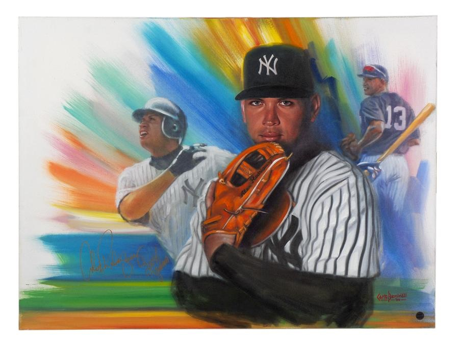 Sports Fine Art - June 2010 Catalog