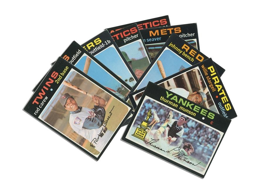 Baseball and Trading Cards - June 2010 Catalog