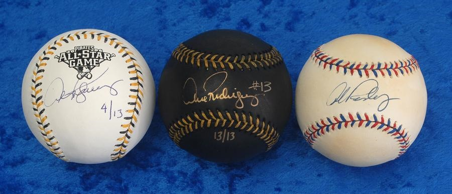 Baseball Autographs - June 2010 Catalog