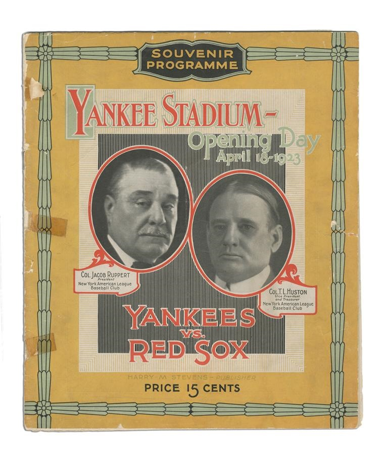 NY Yankees, Giants & Mets - June 2010 Catalog