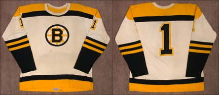 Hockey Sweaters - December 2001
