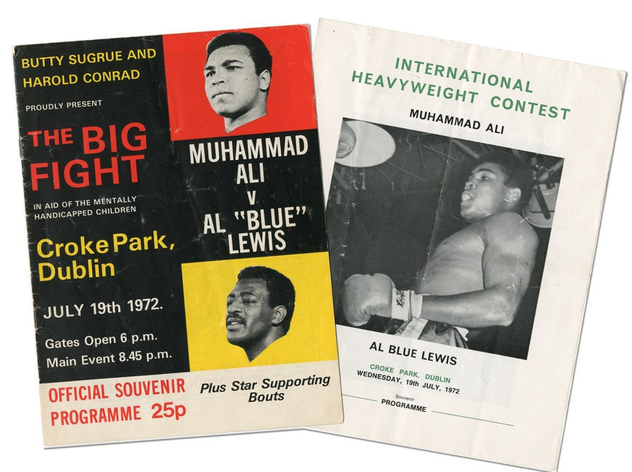 Muhammad Ali & Boxing - November 2010 Catalog