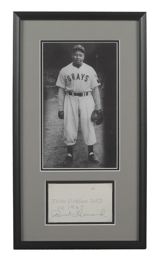Negro League, Latin, Japanese & International Base - June 2011 Catalog