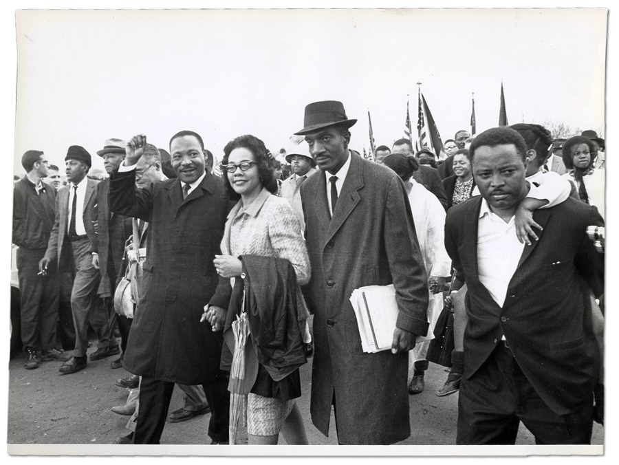 MLK on the March