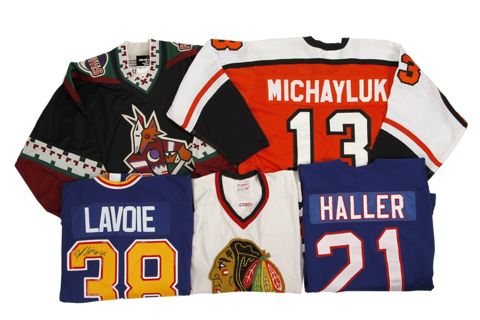 Hockey - Fall 2012 Catalog Auction