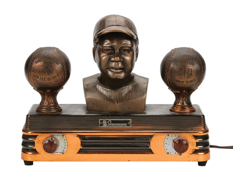 Ruth and Gehrig - auction
