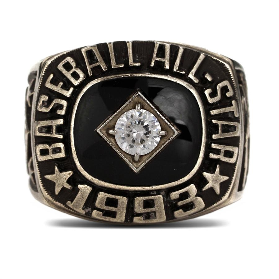 1993 Carlos Baerga All-Star Ring