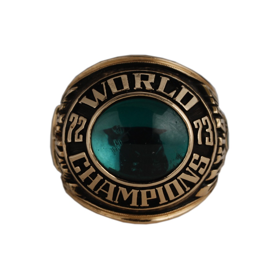 Sports Rings And Awards - Fall 2012 Catalog Auction