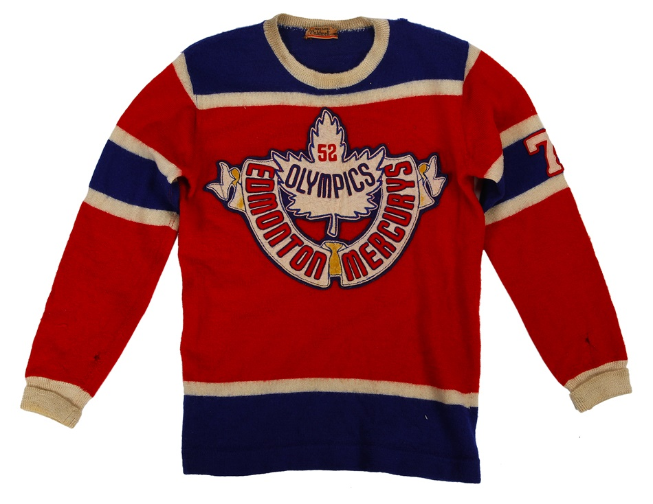 The Bob Watt Olympic Hockey Collection - Fall 2012 Catalog Auction