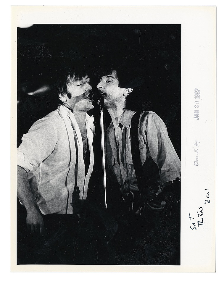 Bruce Springsteen and Southside Johnny Photographs (10)