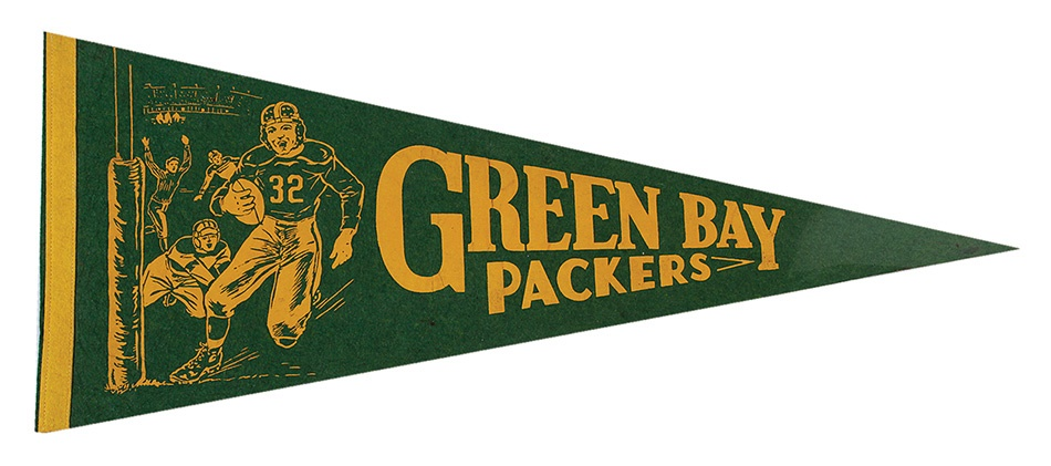 The Green Bay Packers Collection - Spring 2013 Catalog Auction