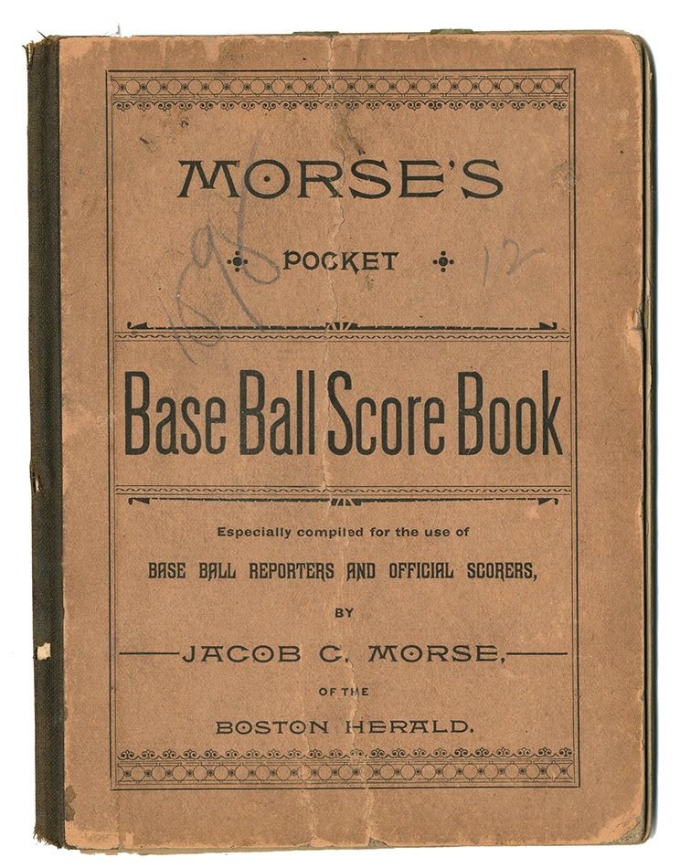 19th Century Baseball - Spring 2013 Catalog Auction