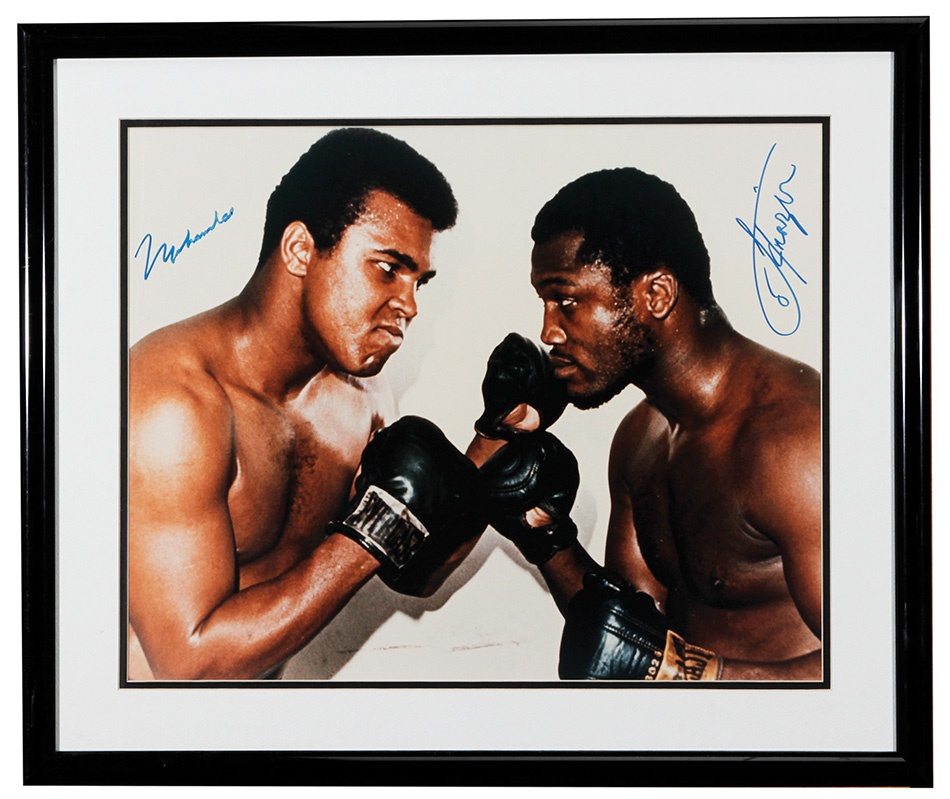 Muhammad Ali & Boxing - Spring 2013 Catalog Auction