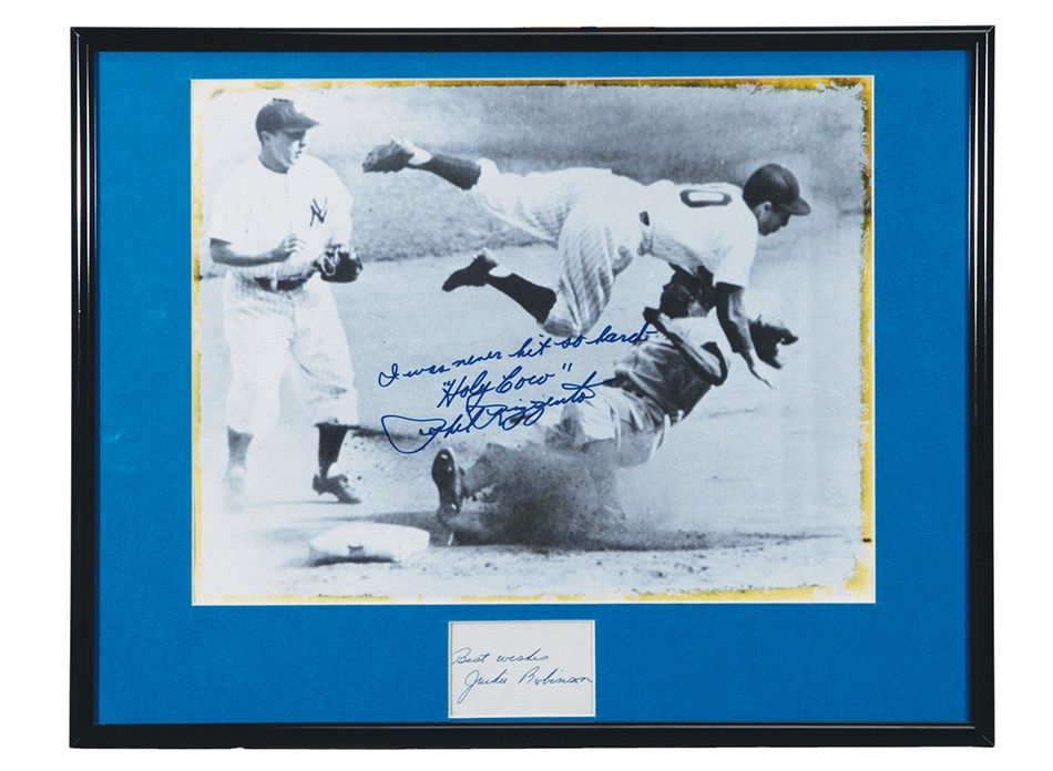 Baseball Autographs - Spring 2013 Catalog Auction