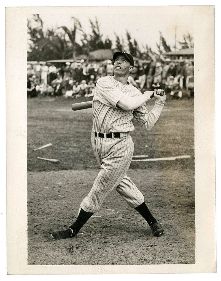 Baseball Photography Collection Including DiMaggio (30+)