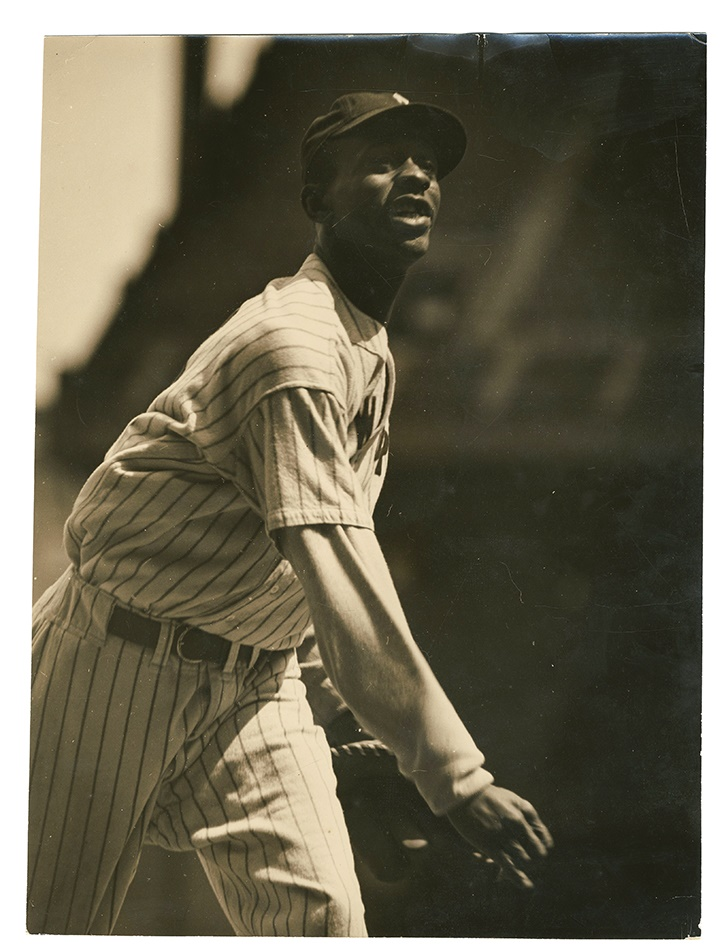 Negro League, Latin, Japanese & International Base - Spring 2013 Catalog Auction