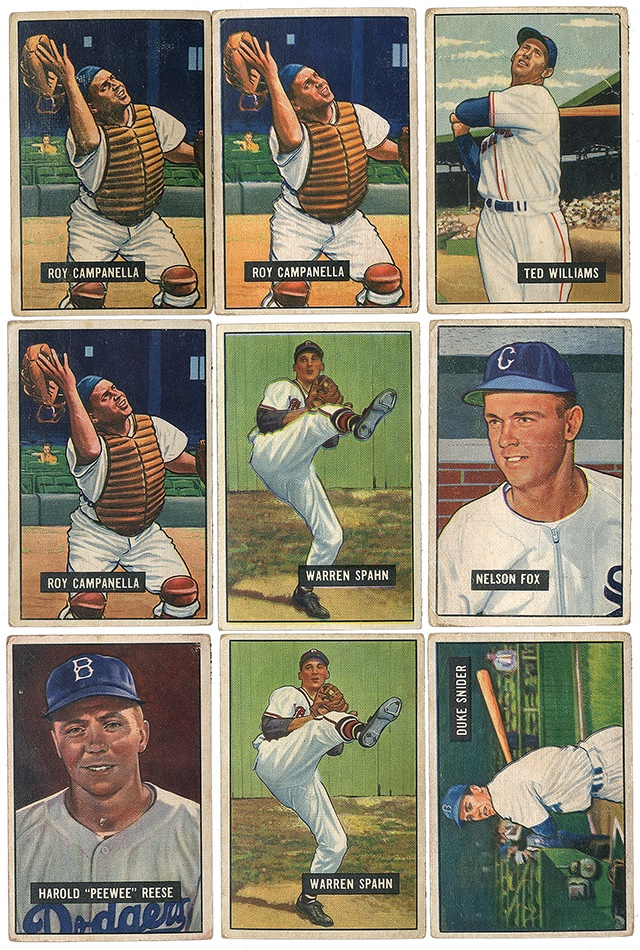 Sports and Non Sports Cards - Spring 2013 Catalog Auction