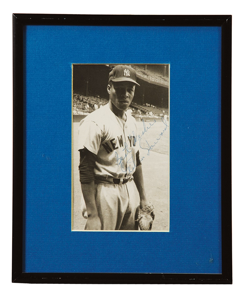 NY Yankees, Giants & Mets - Spring 2013 Catalog Auction
