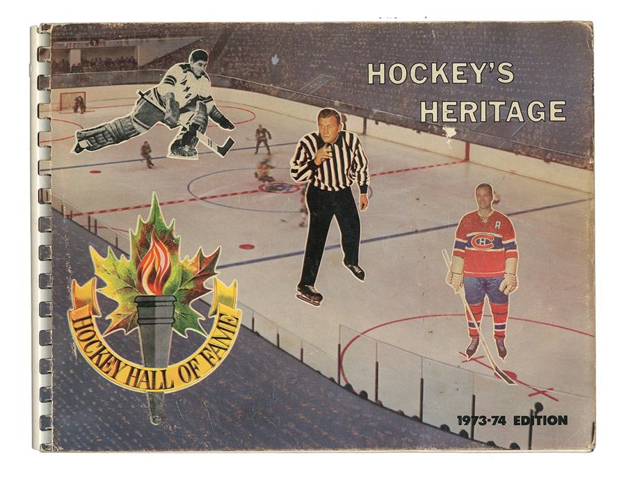 Hockey - Spring 2013 Catalog Auction