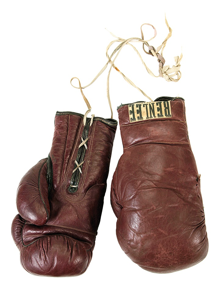 Rocky Marciano Training Gloves
