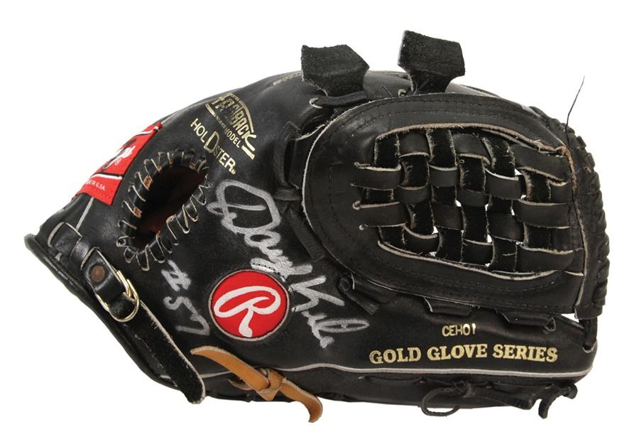 Baseball Equipment - Spring 2013 Catalog Auction