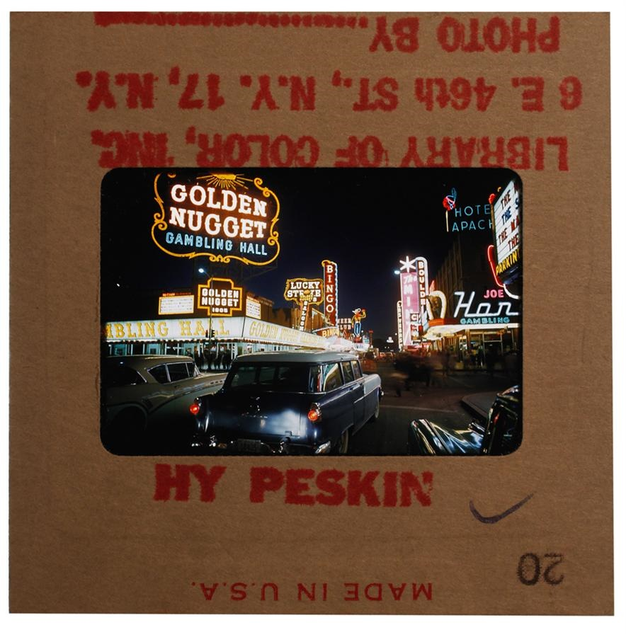 The Hy Peskin Collection - Spring 2013 Catalog Auction