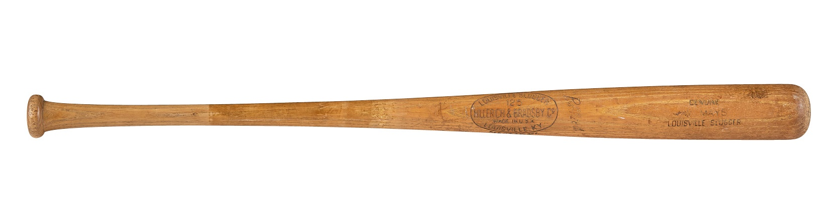 Baseball Equipment - Fall 2013 Catalog Auction