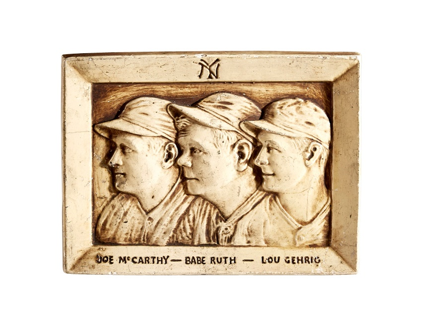 Baseball Memorabilia - Fall 2013 Catalog Auction
