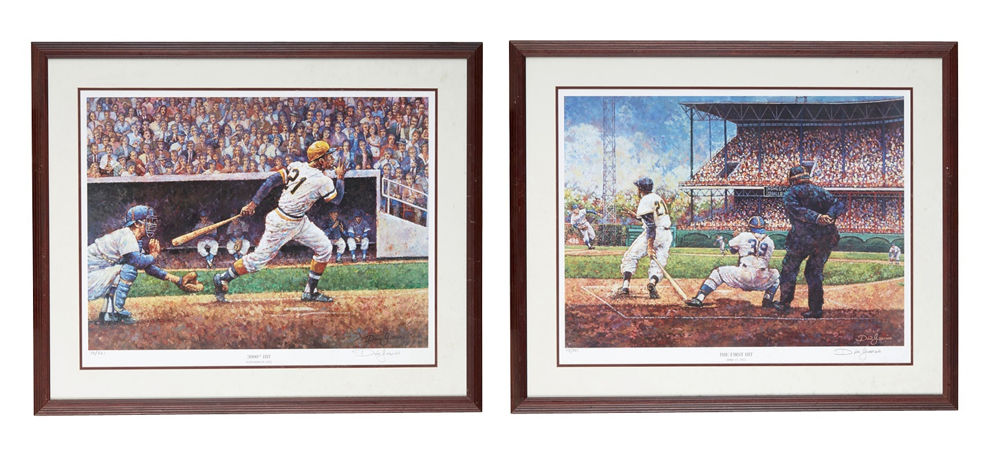 Sports Fine Art - Fall 2013 Catalog Auction