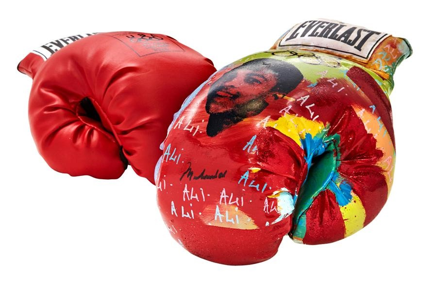 Muhammad Ali & Boxing - Fall 2013 Catalog Auction