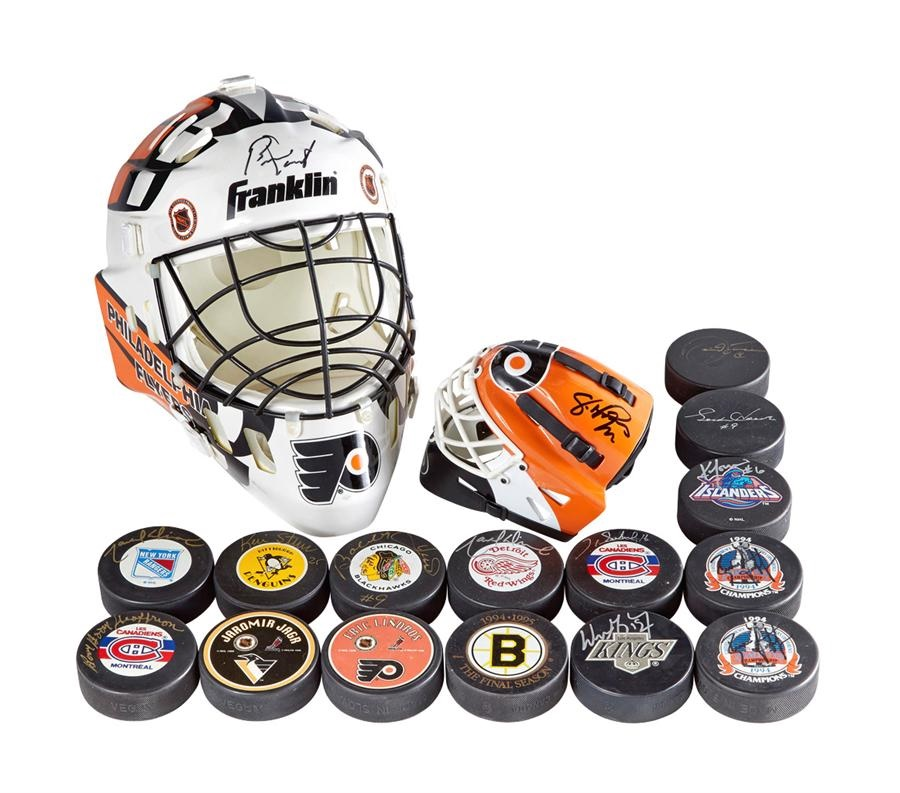 Hockey - Fall 2013 Catalog Auction