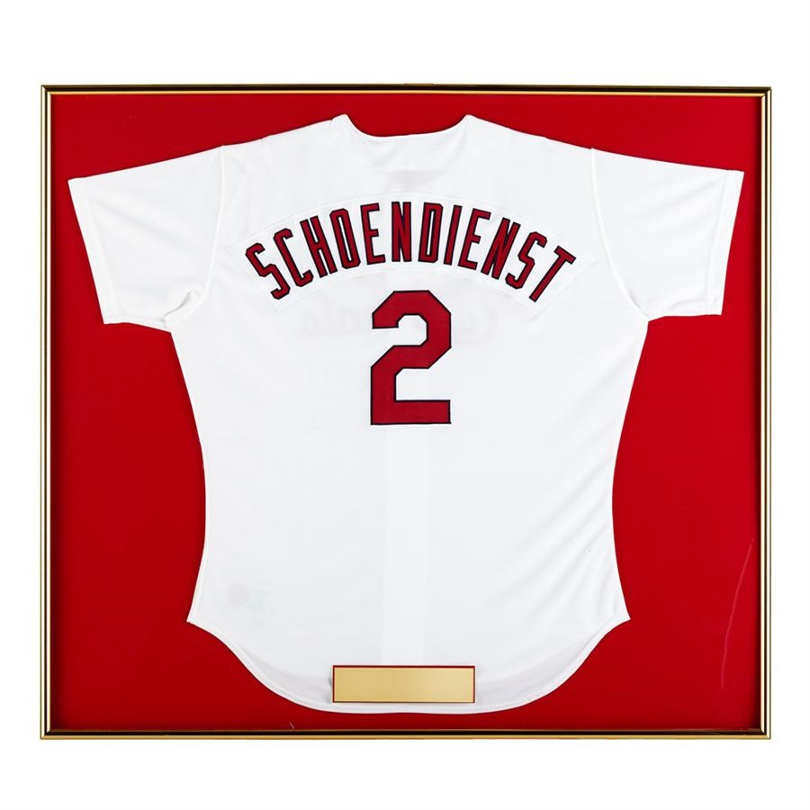 Red Schoendienst Equipment - Fall 2013 Catalog Auction