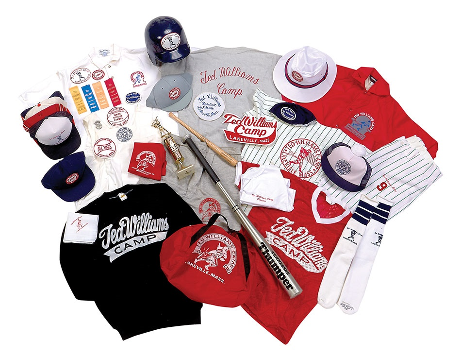 Boston Sports - Spring 2014 Catalog Auction
