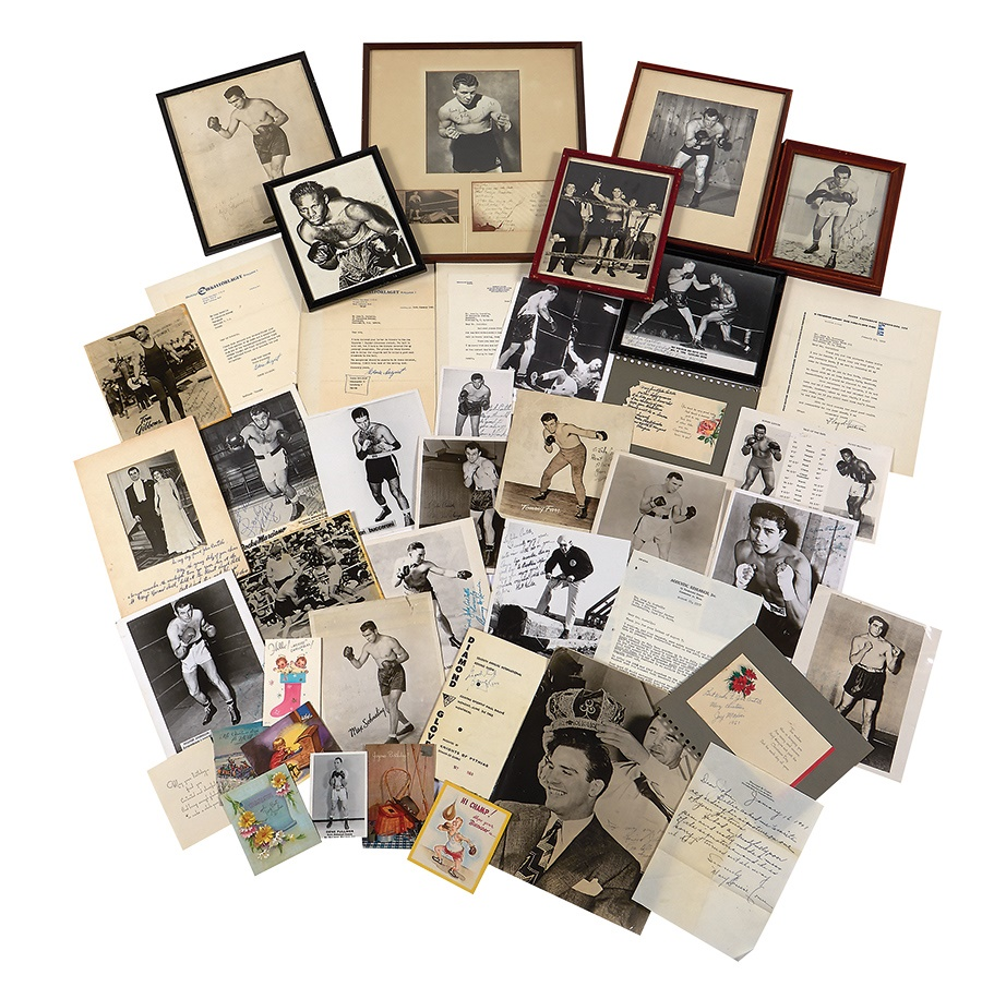 Muhammad Ali & Boxing - Spring 2014 Catalog Auction